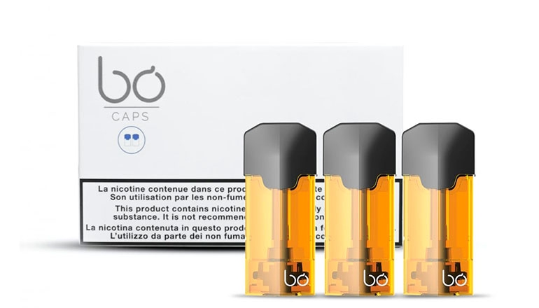 Картриджи Jwell Bo GOLD RX для электронных сигарет Bo One, Bo TC, Bo+ plus, Bo vaping