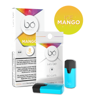 Картриджи Bo Caps Mango Ice для электронных сигарет Bo One, Bo TC, Bo+ plus, Bo vaping