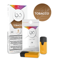 Картриджи Bo Caps Complex (Gold RX) Tobacco для электронных сигарет Bo One, Bo TC, Bo+ plus, Bo vaping