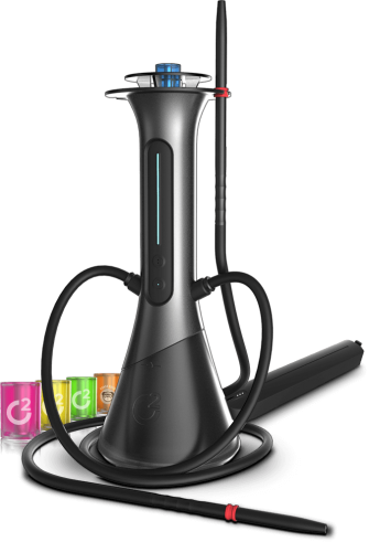 c2hookah_with_pods